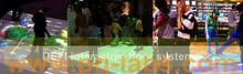 interactive floor system advertising player,floor standing lcd digital signage