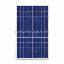 170W High efficiency Polycrystalline photovoltaic A grade solar cell panel