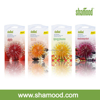 Crystal Scented Star Gel Air Freshener For Car Home
