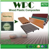 China Waterproof wpc material wpc garden house design