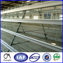 Cheng Ao Brand Full automatic A type 4 layer 120 chicken cage for poultry farm