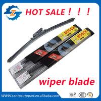 Factory Wholesale BOSCH multi clip adapter flat/boneless universal windshield wiper blade for saab 93 saab 95