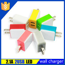 Shenzhen universal usb charger 2.1amp 240v charger 2.1a for ipad