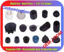 EPDM Vulcanized Rubber Part / EPDM Rubber Moulded Part / Small Molded Rubber Parts