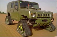 ATV/SUV/UTV Rubber track System/Kits