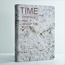 Loose-leaf notebook--Time control