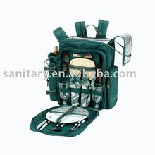 camping and assorted picnic set
