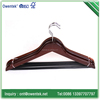 colored clothes drying rack/wooden hanger, 3pcs per set for sale