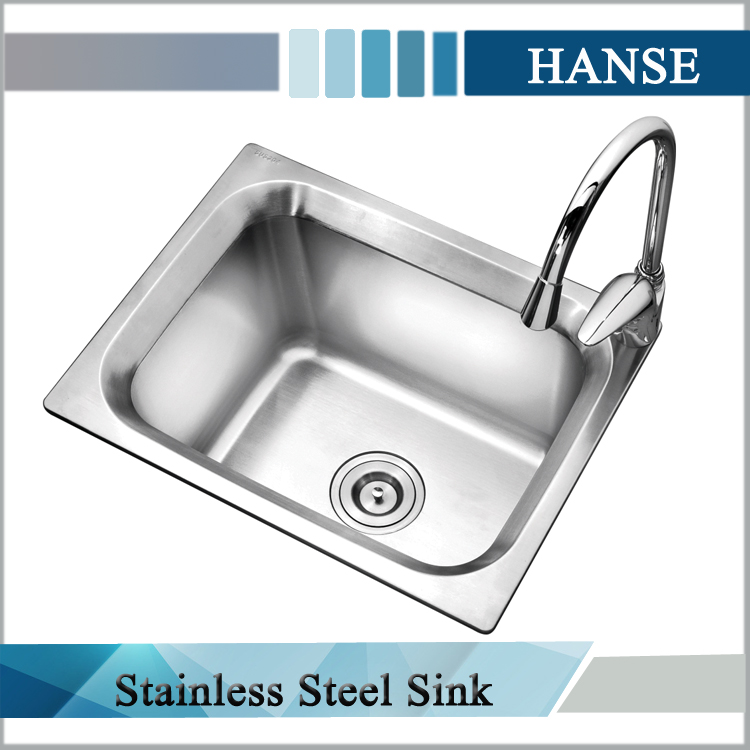 K-5040 Kitchen Basin Stainless Steel,Single Bowl Kitchen Sink Prices ...