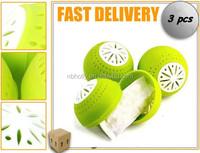 TV526 3pcs eco friendly keep fresh fridge balls