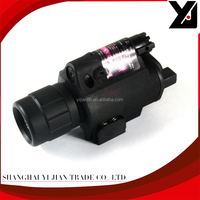 China new design popular wavelength 650nm red tactical red dot laser scope