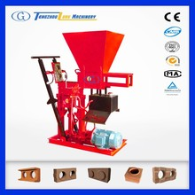 eco brava kenya soil cement interlocking brick making machine / sand brick making machine / machine brick