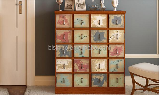 europ ischen stil m bel schuhschrank sch ne handbemalung holz schuhschrank 2 t ren schrank. Black Bedroom Furniture Sets. Home Design Ideas