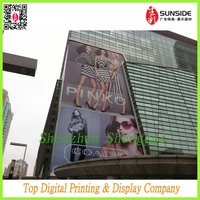 reflective pvc banner with digital printing in Shenzhen