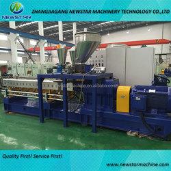 Extrusion granulating machine plastic pelletizing machine