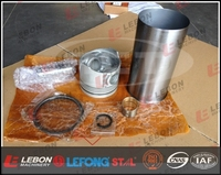 High quality Engine Parts ZAIX200 6BG1T Liner Kit Piston Part No. 8-97328-5740 8973285740 with 4 Rings
