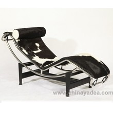 Lc4 le corbusier High quality leather lc4 chaise lounge