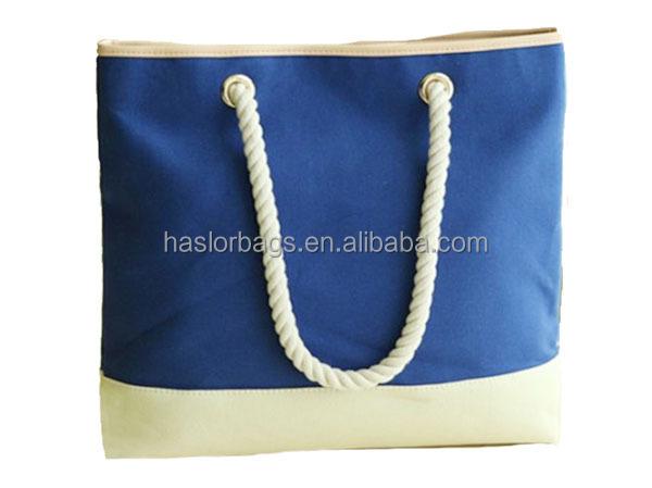 Gros Standard taille toile sac fourre - tout, Haute qualité commercial sac sacs