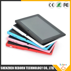 Bulk Wholesale Tablet Android 7 Inch Allwinner A33 1024*600 8GB ROM Android Tablet PC