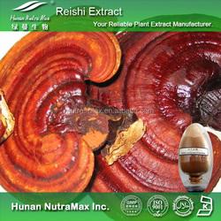 Top Quality Reishi Mushroom Polysaccharides Extract 30% 50%