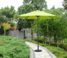 outdoor patio LED Umbrella with USB