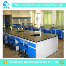 dental laboratory,chemical resistant,physiochemical worktop lab bench with sink