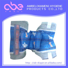 High Quality Disposable & Comfortable jeans Baby Diaper with best OEM service
