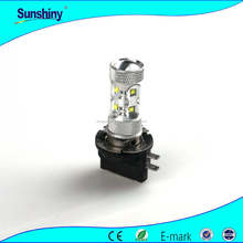High power Led h11 fog light cree 20W add chimney car accessory