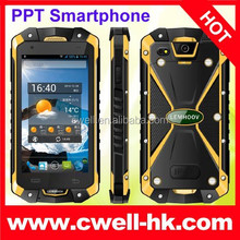 NFC Rugged ip68 mobile phone with walkie talkie LEMHOOV L15