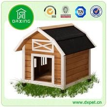 Yellow dog house Wood