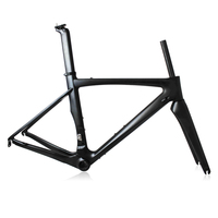 Factory sale !carbon road bike frame fit di2 /mechanical Group, bicycle frame
