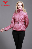 2014 good quality high quality women cheap warm jackets european cotton clothes