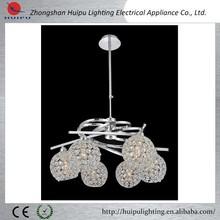new design crystal ball pendant lights/pendant italian design home lighting/smart lighting lights crystal