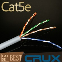 0.5MM 24awg cca/ccs CAT5E CE Standard cable