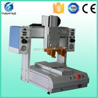 High precision benchtop epoxy glue dispensing machine