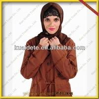 2013 Latest Design Fashion Arab Jilbab and Abaya