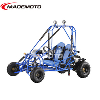 CE Approved Automatic Reverse 110CC Racing Go Kart
