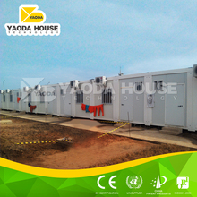 Professional low cost prefab container house