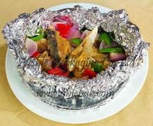 aluminum foil for cooking