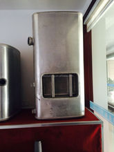 New Mold for aluminium fuel tank 550L