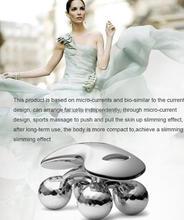 2015 New Waterproof Ems Beauty Rolling Massager,Fat Burning Handheld Massage Roller