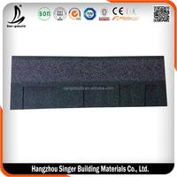 Alibaba china factory supplier fiberglass asphalt roof shingle for modern house design