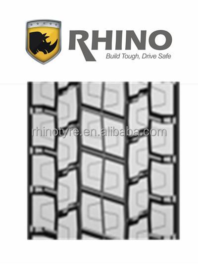 Rinoceronte camión 2015 caliente venta con nuevo diseño de China fabricante 315 / 80r22.