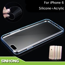 For iPhone 6 Silicone Case Mix Color