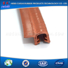 pvc car window rubber trim strip