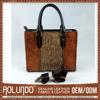 Wholesale 2015 New Design Leather Handbag Handmade Bangkok