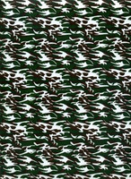 Forest Camouflage Pattern 100cm Width Water Transfer Printing Kit M-2932-3