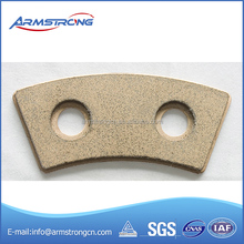 superior quality metal button and clutch facing clutch face