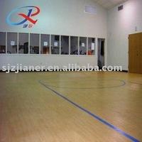 indoor basketball court pvc flooring