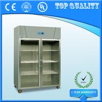 Commercial Glass Door Supermarket Refrigerator
